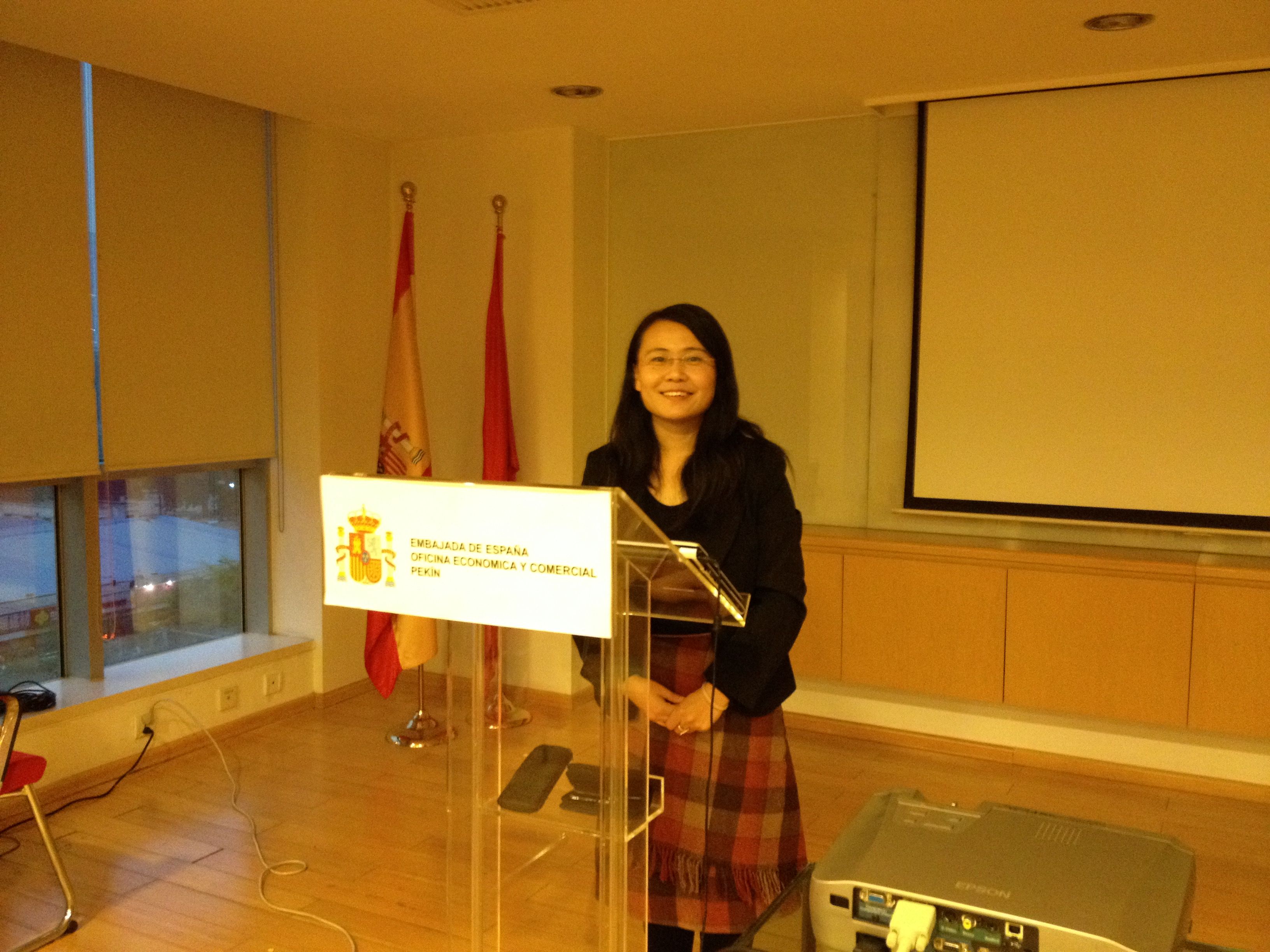 Lee & Lee Associates Contributed to Spanish Embassy Seminar