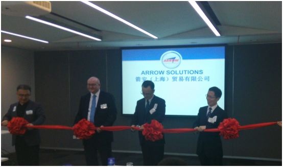 Opening Ceremony of Arrow Solutions China under Invitation Required fields are marked *