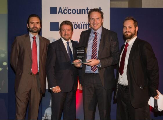 Alliott Group Receives Rising Star Association Award